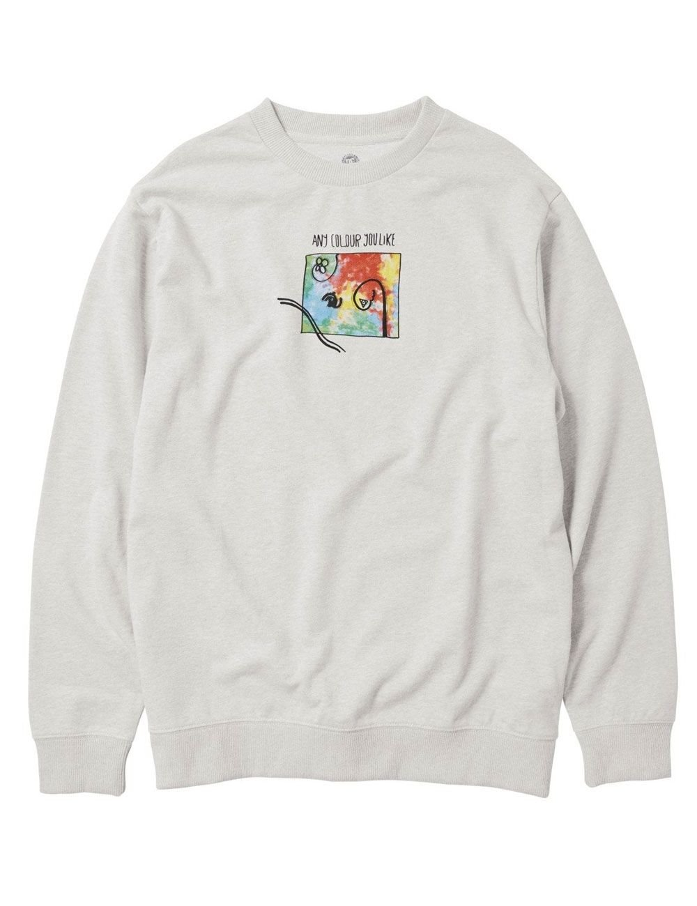 Dc Shoes Any colour crew ADYSF03060-WBB0