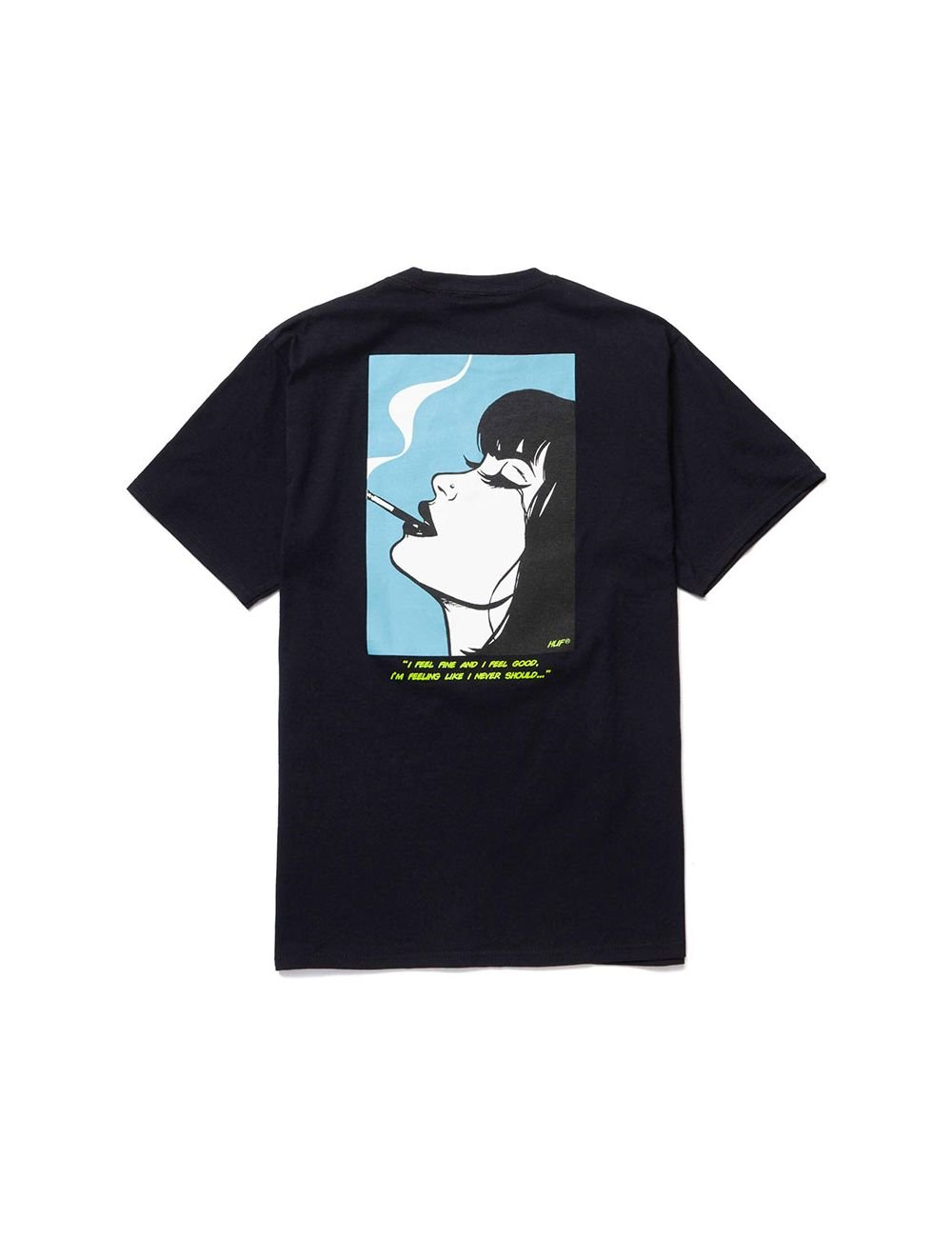 Huf I feels good t-shirt TS01349