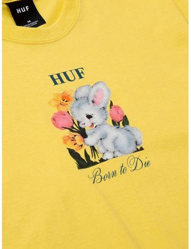 Huf Born to die t-shirt TS01332