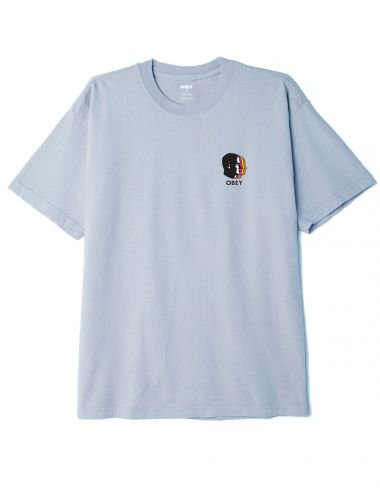 Obey Parallels organic superior t-shirt 163002682