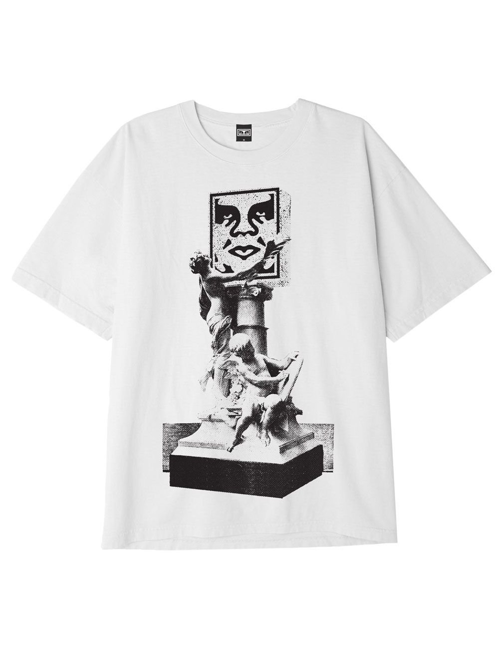 Obey Obey bust heavyweight t-shirt 166912674