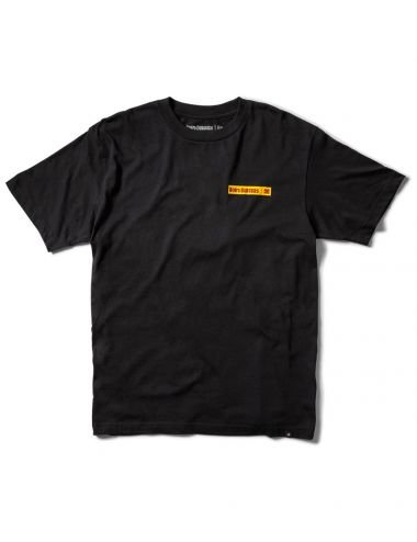 Dc Shoes Burger of the day t-shirt ADYZT05063-KVJ0