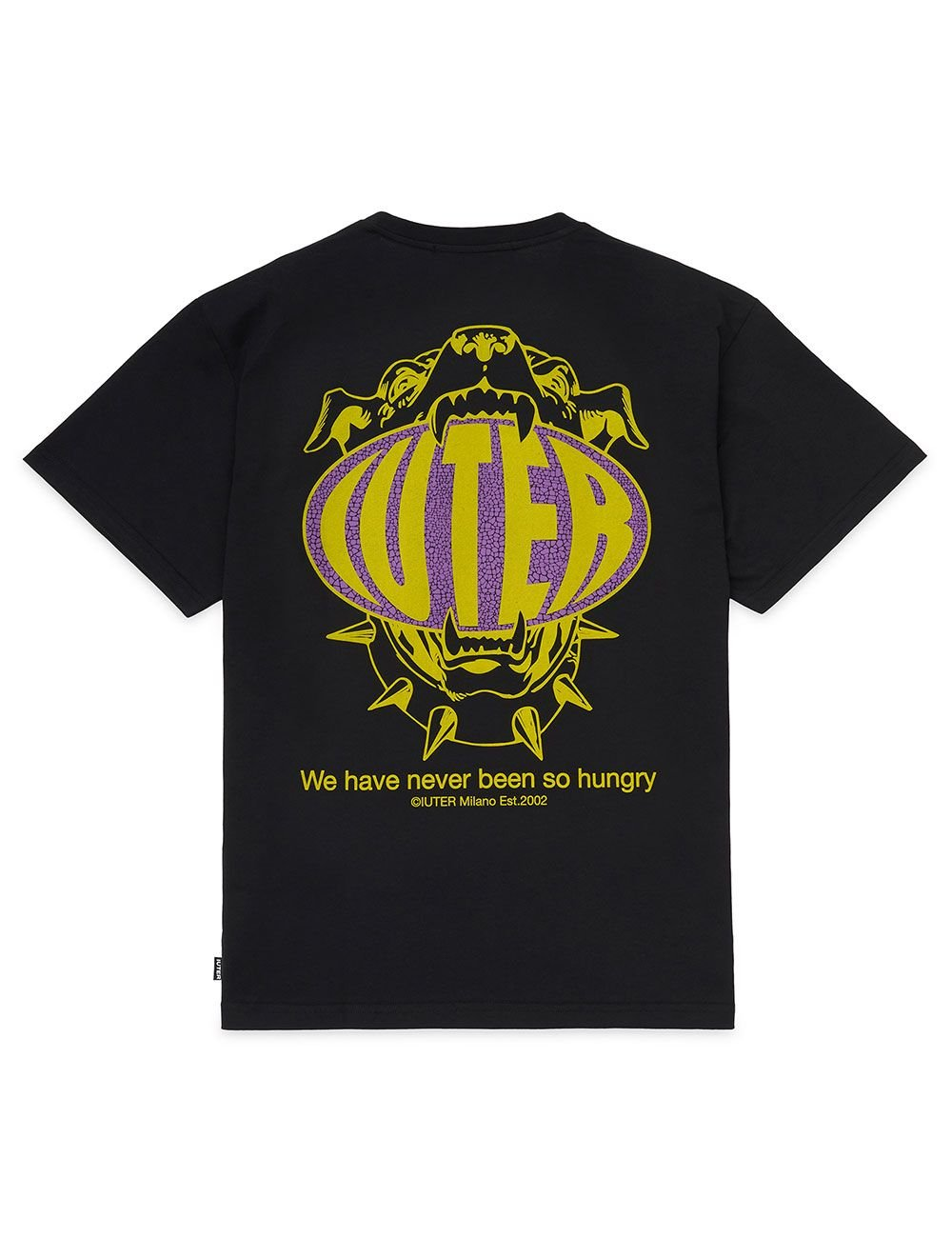 Iuter Hungry t-shirt 21WITS31