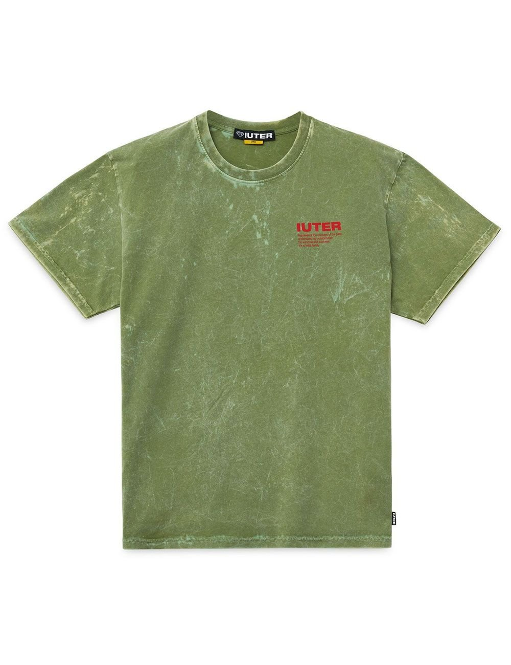 Iuter Disaster t-shirt 21WITS20