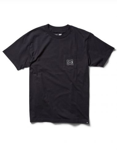 Dc Shoes Dc x basquiat evil thoughts t-shirt ADYKY03189-KVJ0