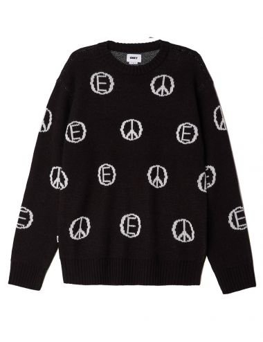 Obey Discharge sweater 151000053