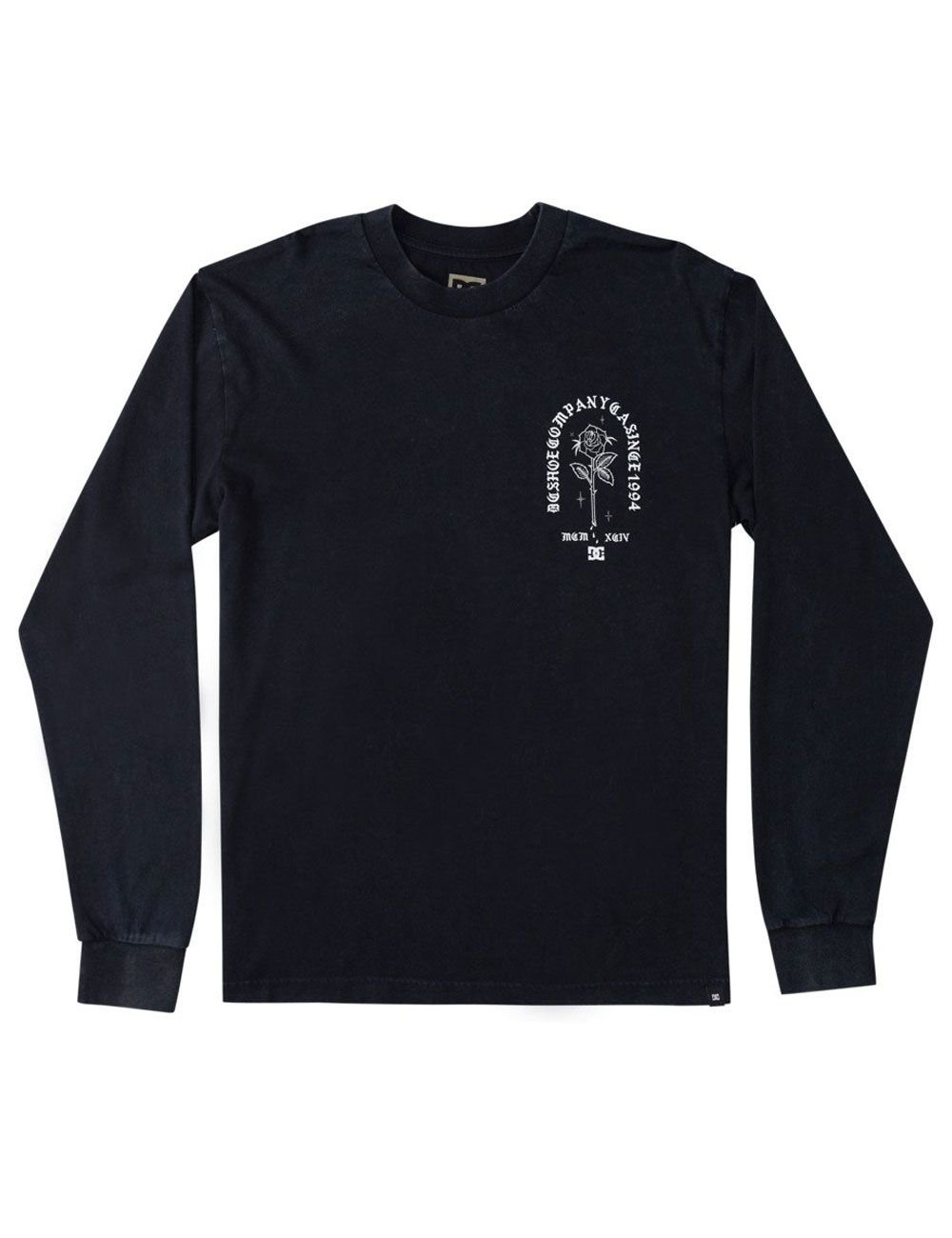 Dc Shoes Singled out long sleeve t-shirt ADYZT05047-BAC